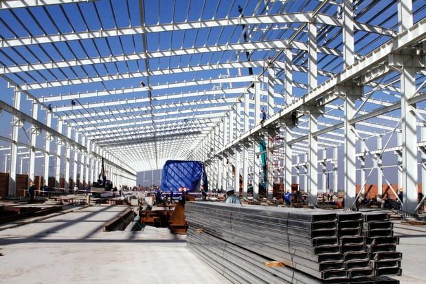 xây dựng công nghiệp là gì